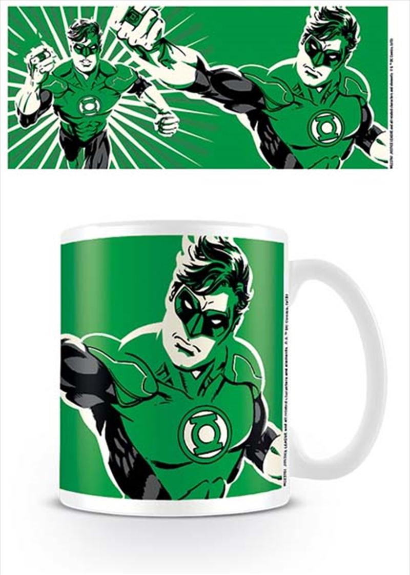 DC Comics - Justice League Green Lantern Colour | Merchandise