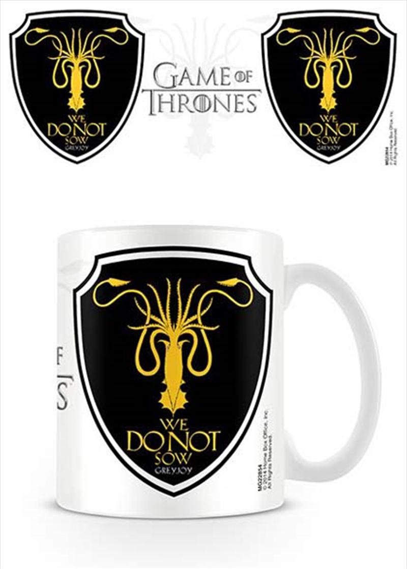 Game Of Thrones - Greyjoy   Merchandise