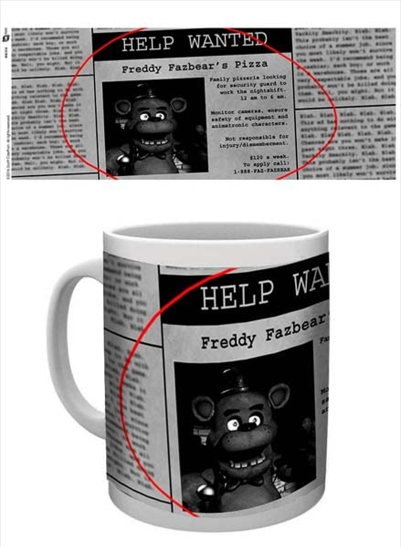 Five Nights at Freddy's - Help Wanted | Merchandise