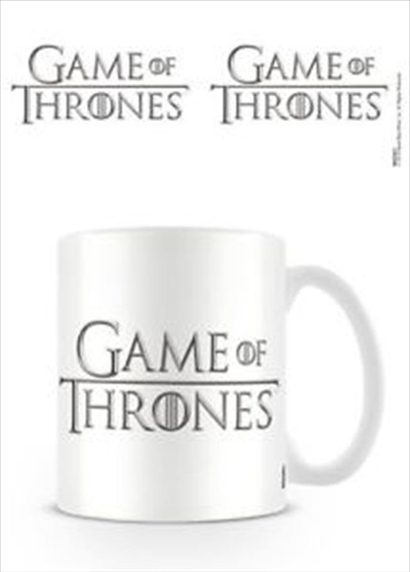 Game Of Thrones - Logo | Merchandise