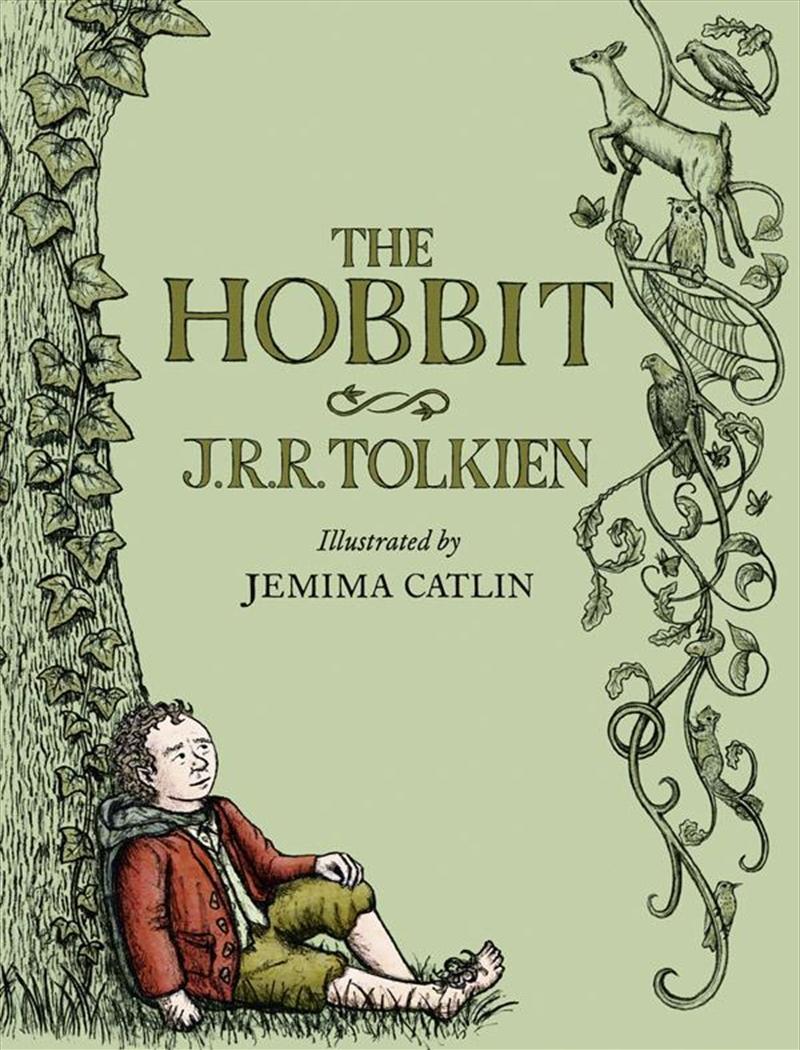 The Hobbit | Hardback Book