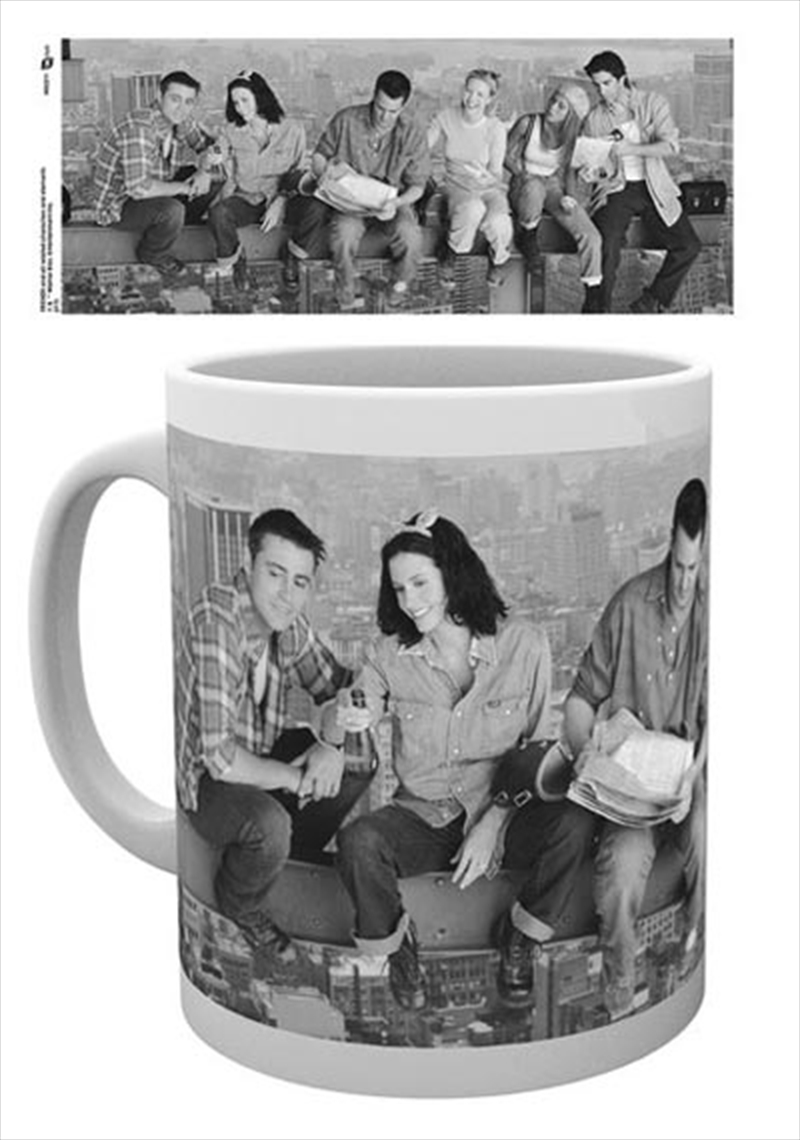 Friends - Girder   Merchandise