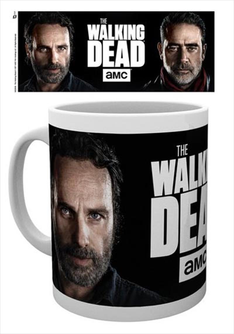 The Walking Dead - Rick And Neegan | Merchandise