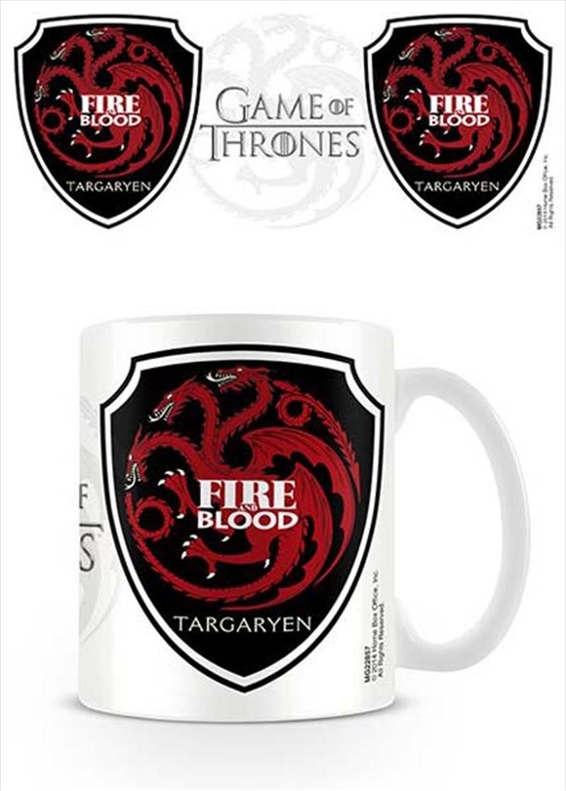 Game of Thrones - Targaryen | Merchandise