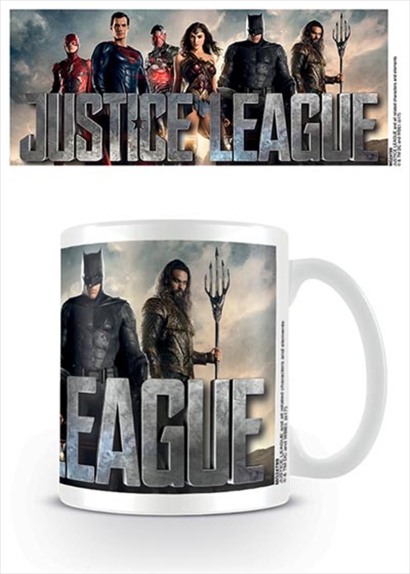 Justice League - Teaser | Merchandise