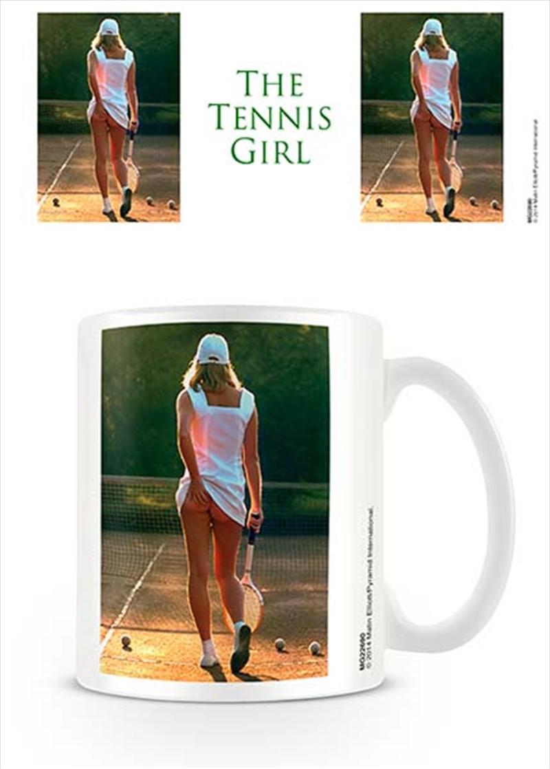 Tennis Girl | Merchandise