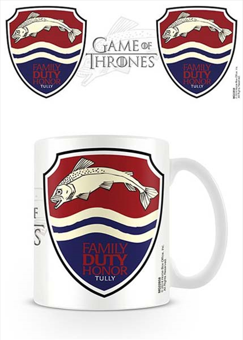 Game of Thrones - Tully | Merchandise