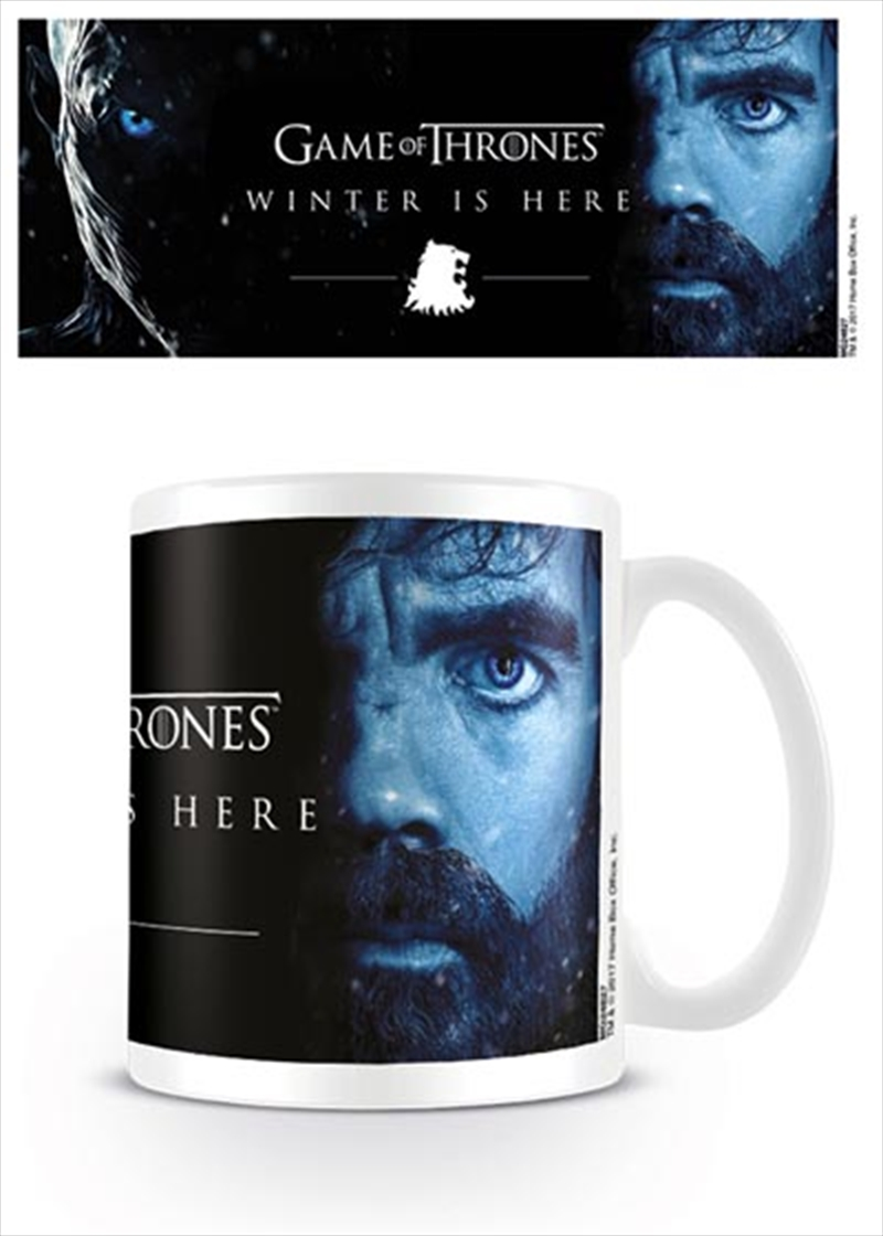 Game Of Thrones - Winter Is Here Tyrion | Merchandise
