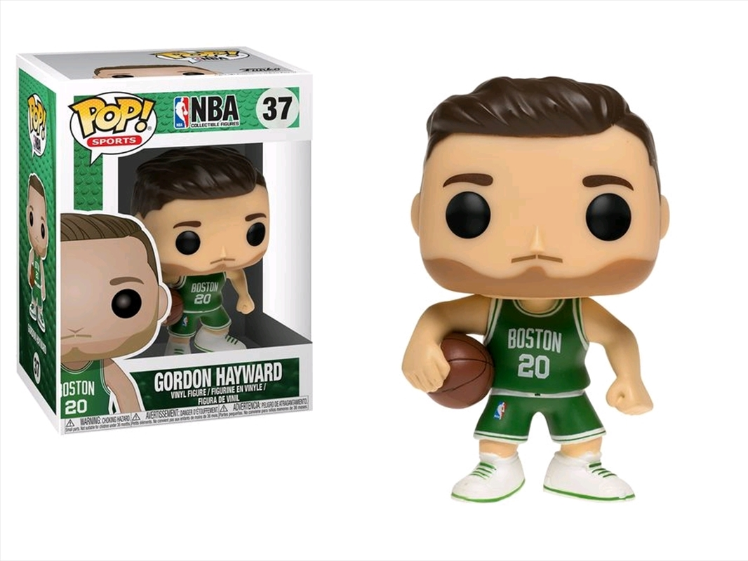 NBA - Gordon Hayward | Pop Vinyl