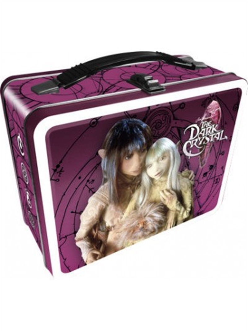 Jim Henson's The Dark Crystal Tin Carry All Fun Box | Lunchbox