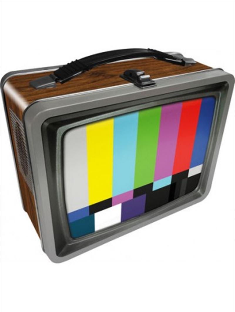 Retro TV Fun Box | Lunchbox