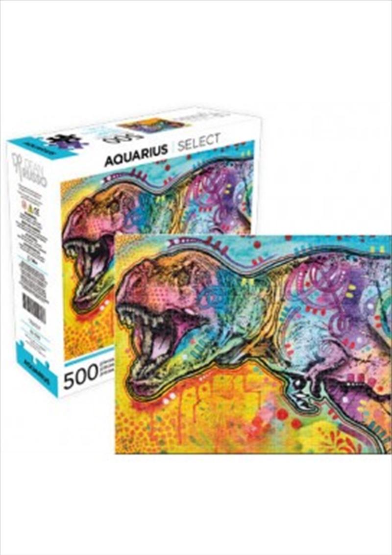 Dean Russo T-Rex 500pc Jigsaw Puzzle   Merchandise