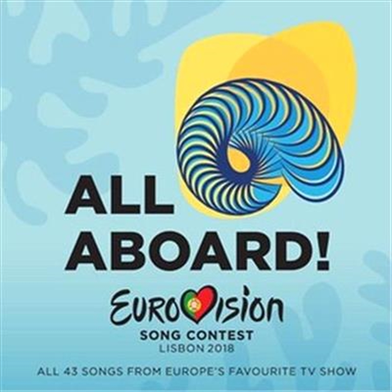 Eurovision Song Contest 2018 | CD