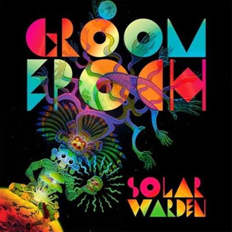 Solar Warden | CD
