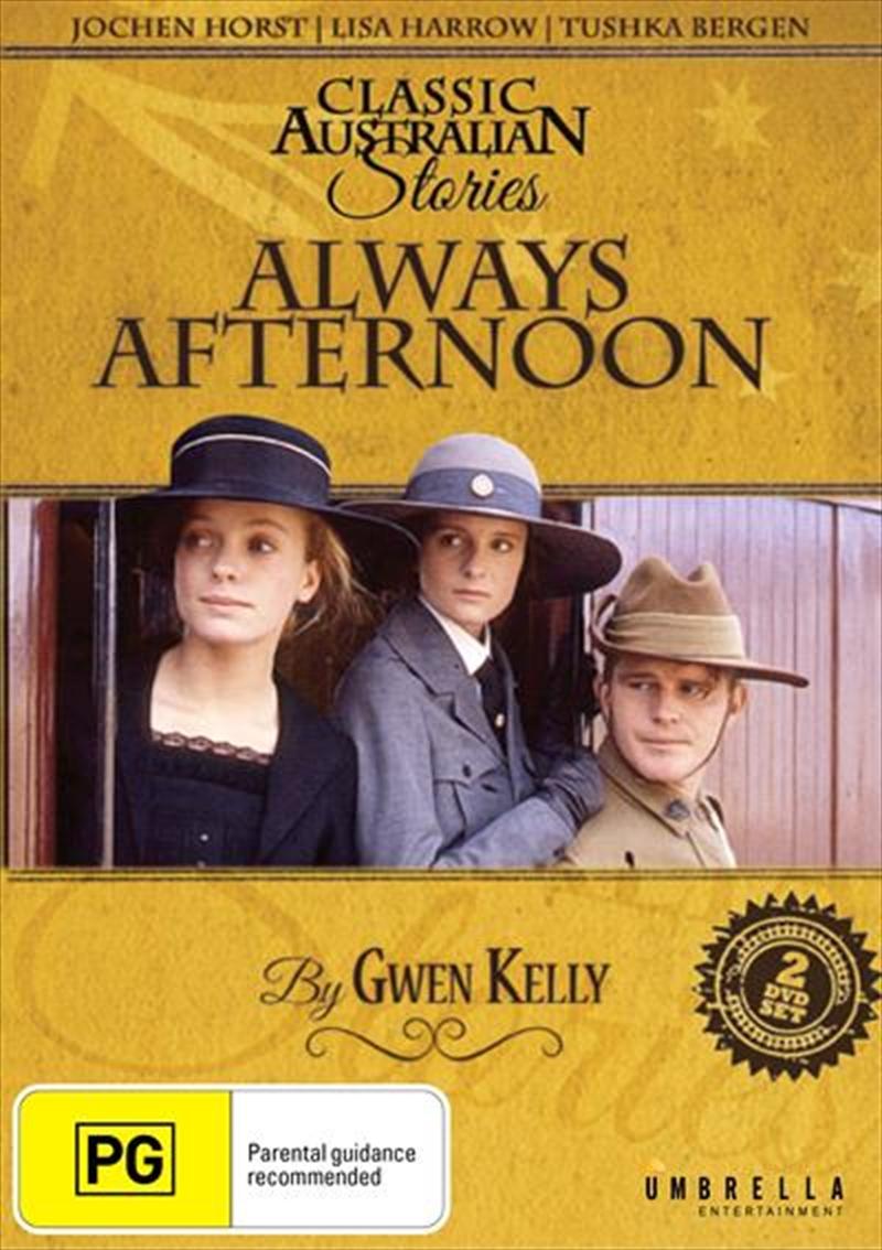 Always Afternoon | DVD