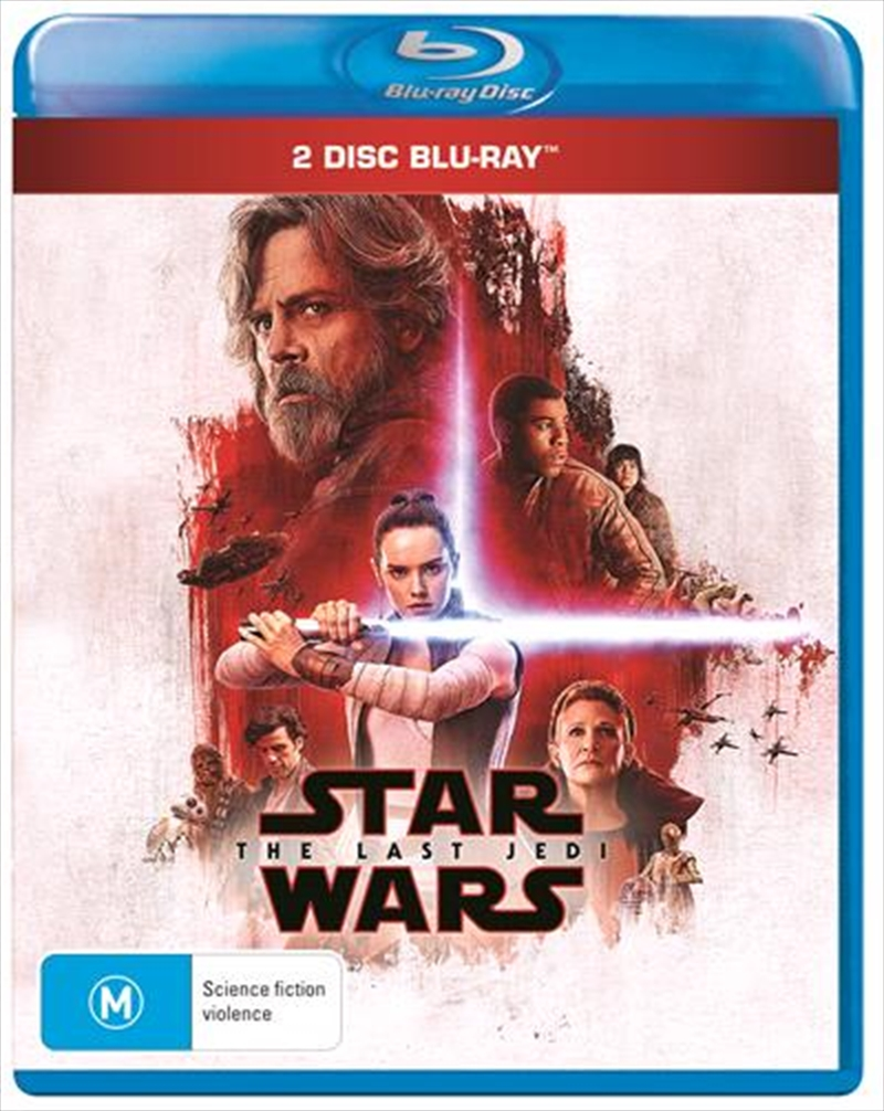 Star Wars - The Last Jedi Light Side | Blu-ray