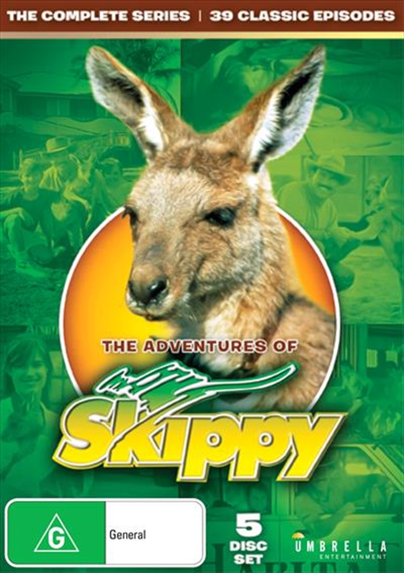 Adventures Of Skippy Series Collection | DVD