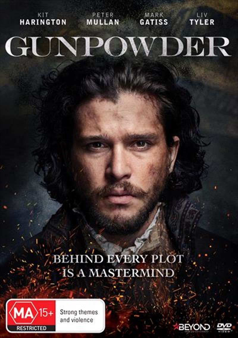 Gunpowder | DVD