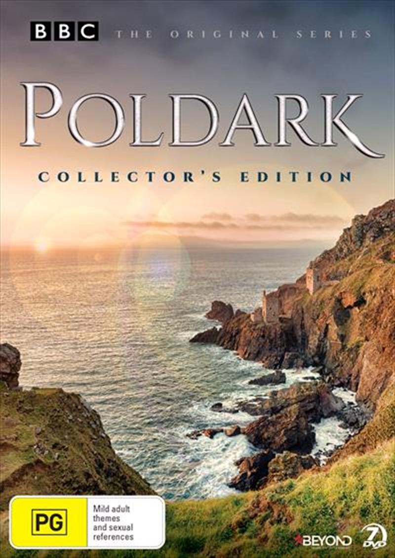 Poldark - The Original Series - Collector's Edition | DVD