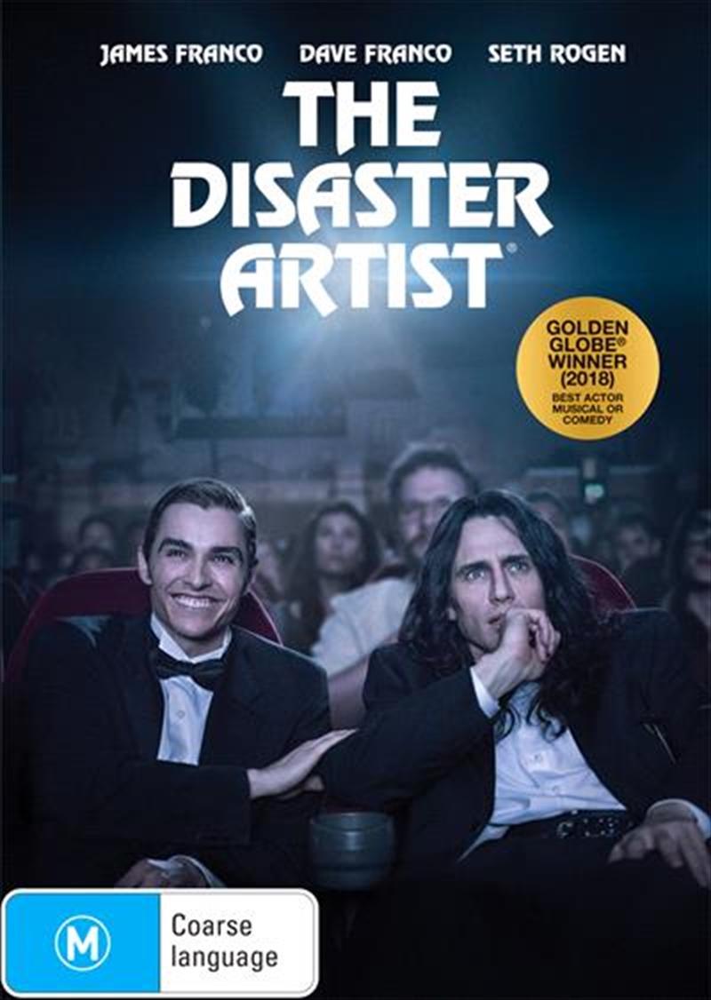 Disaster Artist, The | DVD