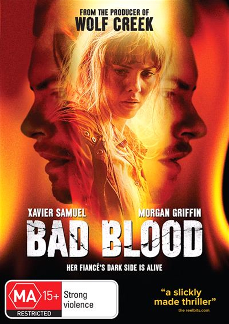 Bad Blood | DVD