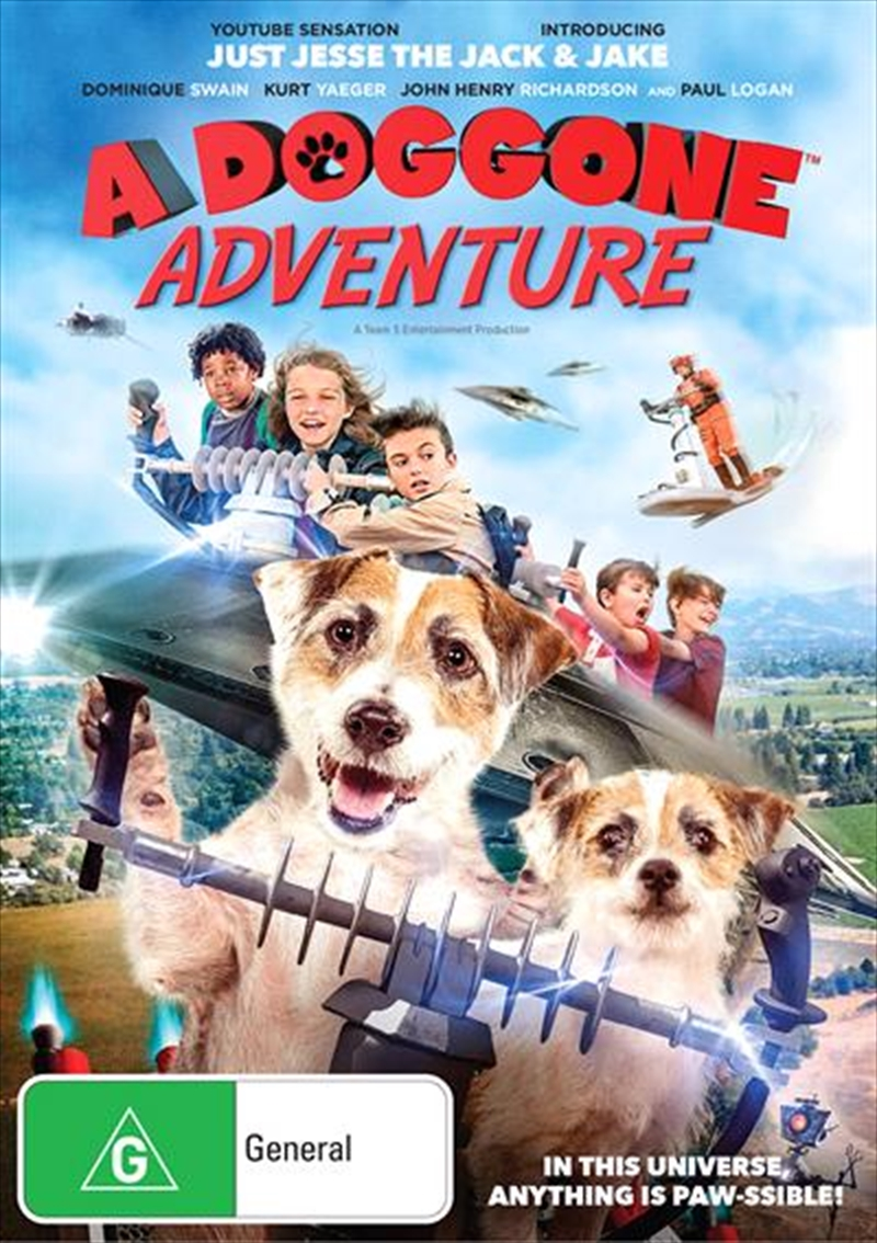 A Doggone Adventure | DVD