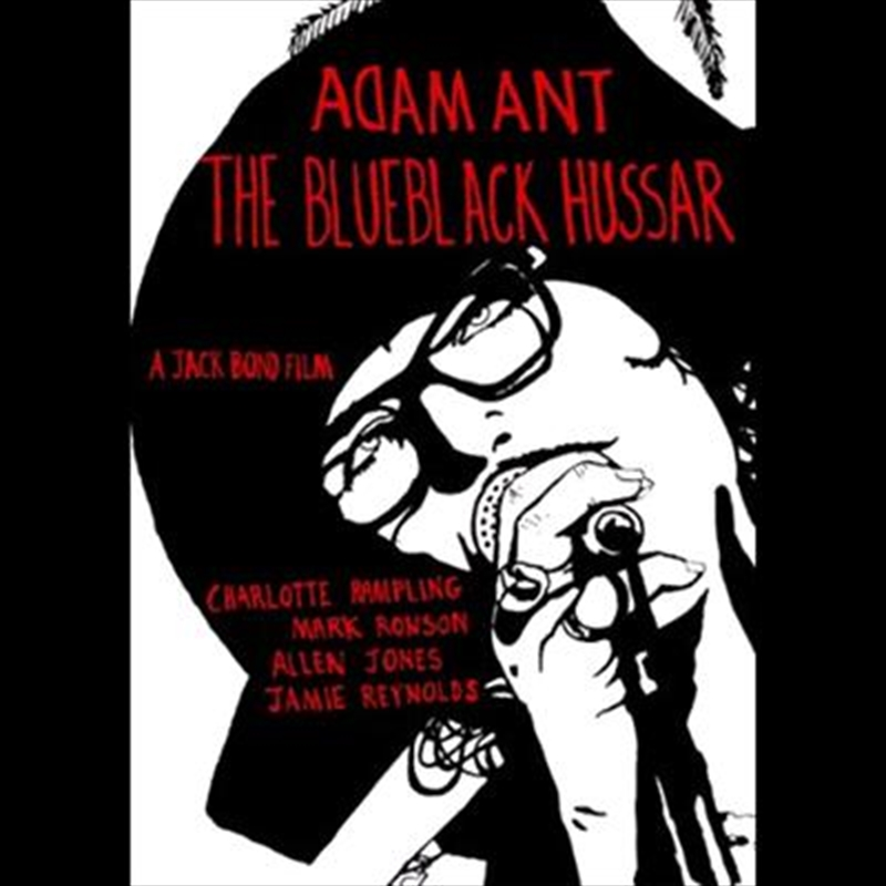 Blueblack Hussar | DVD