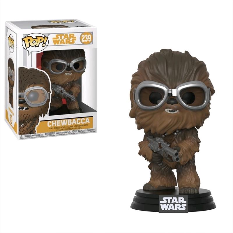 Star Wars: Solo - Chewbacca Pop! Vinyl | Pop Vinyl