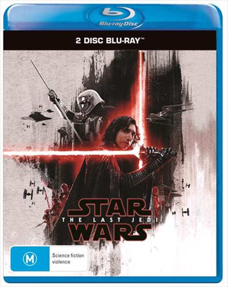Star Wars - The Last Jedi Dark Side | Blu-ray