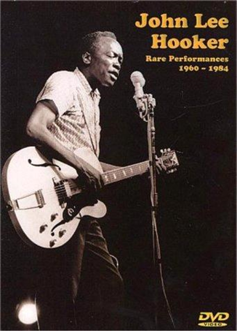 Rare Performances 1960 - 1984   DVD