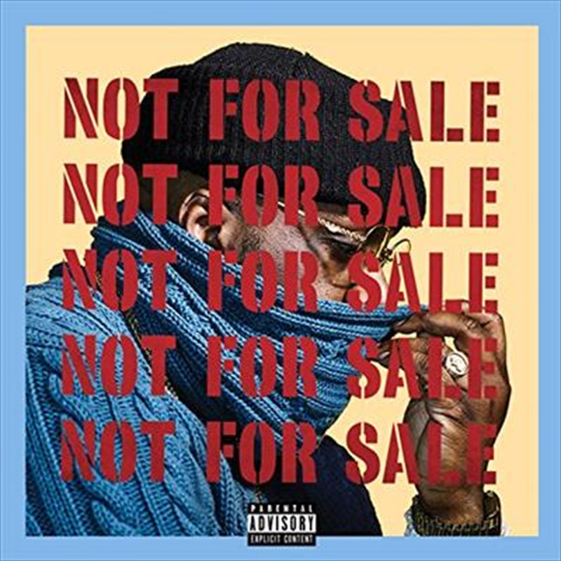 Not For Sale   CD