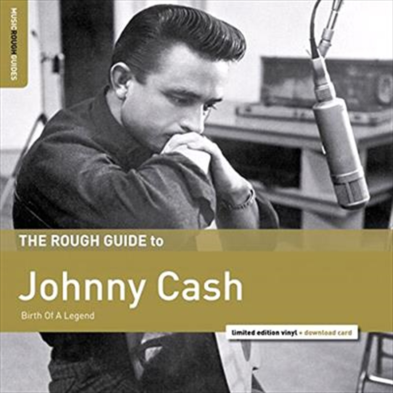 Rough Guide To Johnny Cash | Vinyl