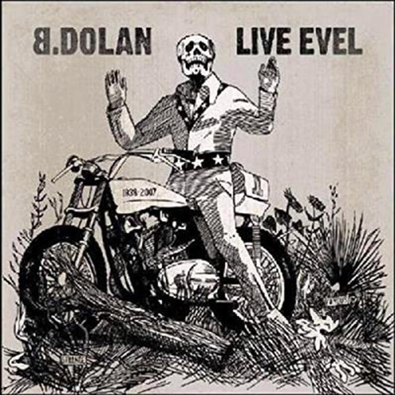 Live Evel Ep   Vinyl