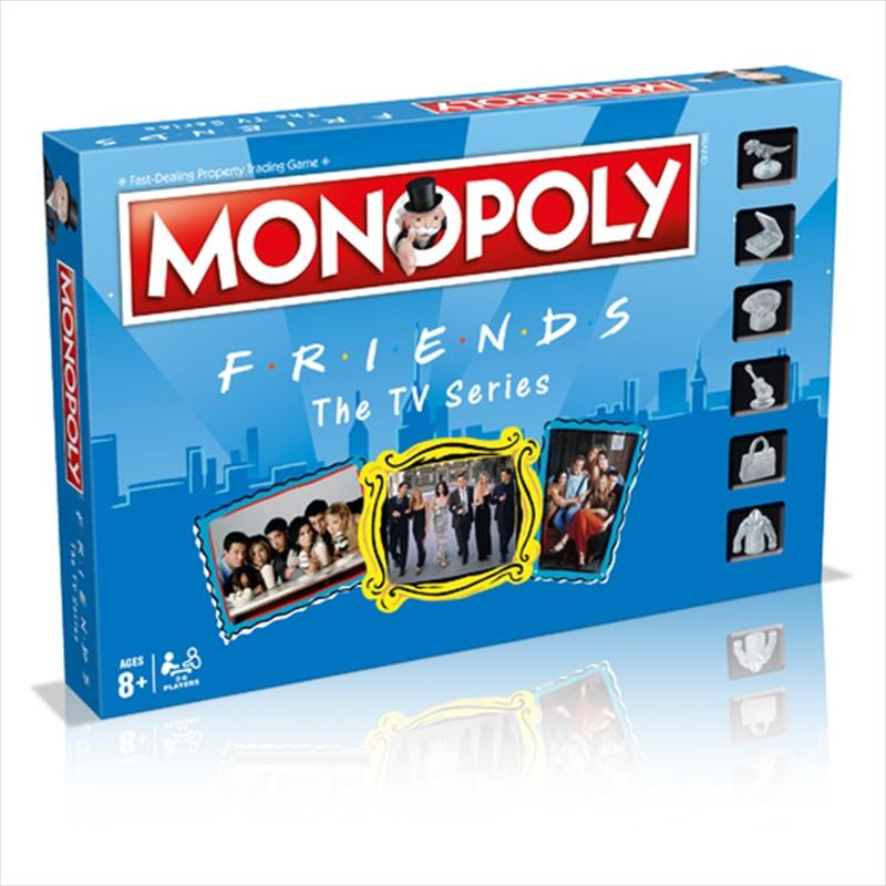 Friends Monopoly | Merchandise
