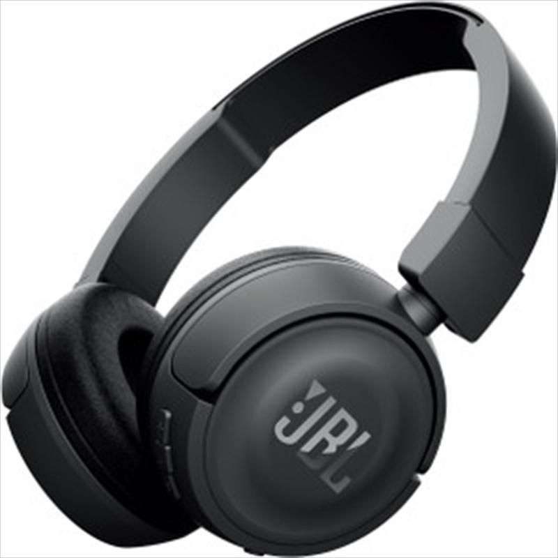 T450BT Headphones Black   Accessories