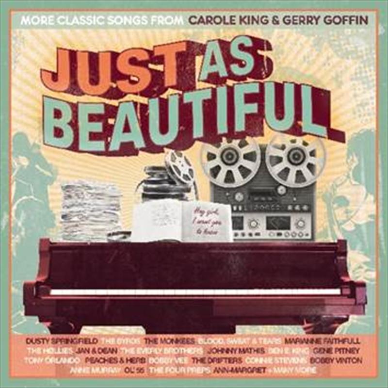 Just As Beautiful   CD