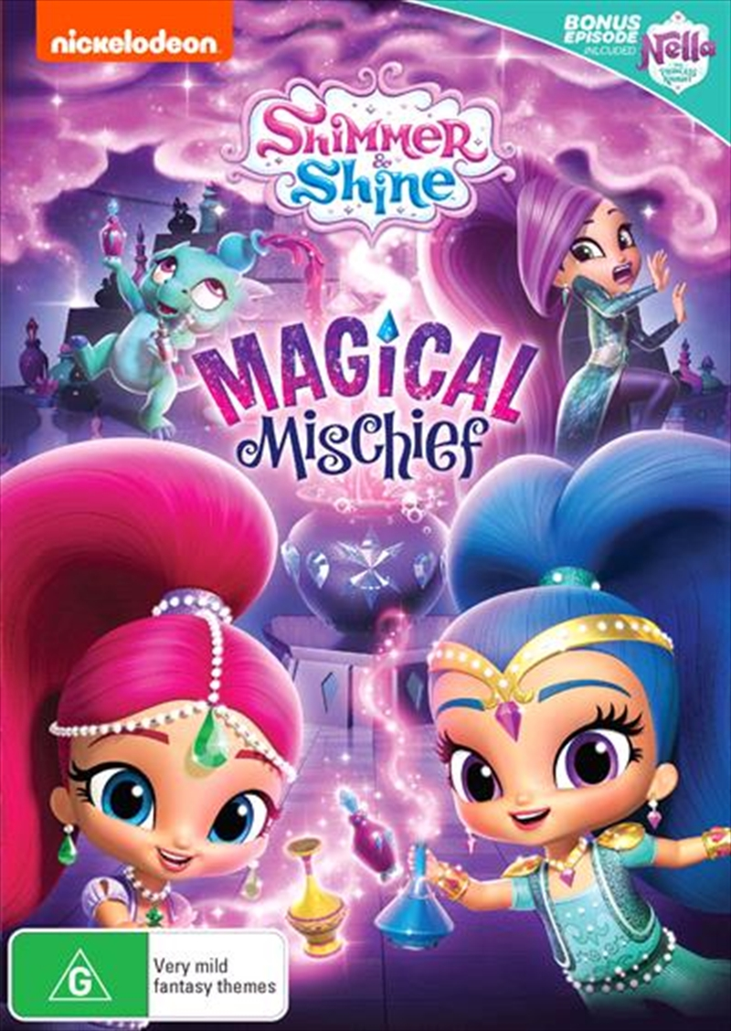 Shimmer And Shine - Magical Mischief | DVD