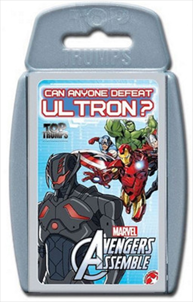 Avengers Assemble Top Trumps | Merchandise