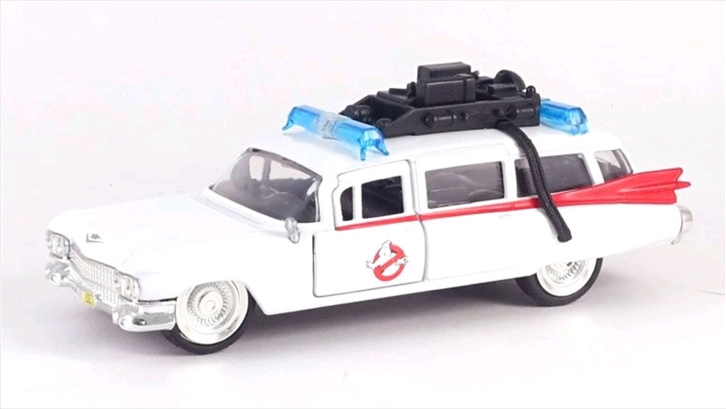 Ghostbusters - Ecto-1 1984 Hollywood Rides 1:32 PDQ | Merchandise