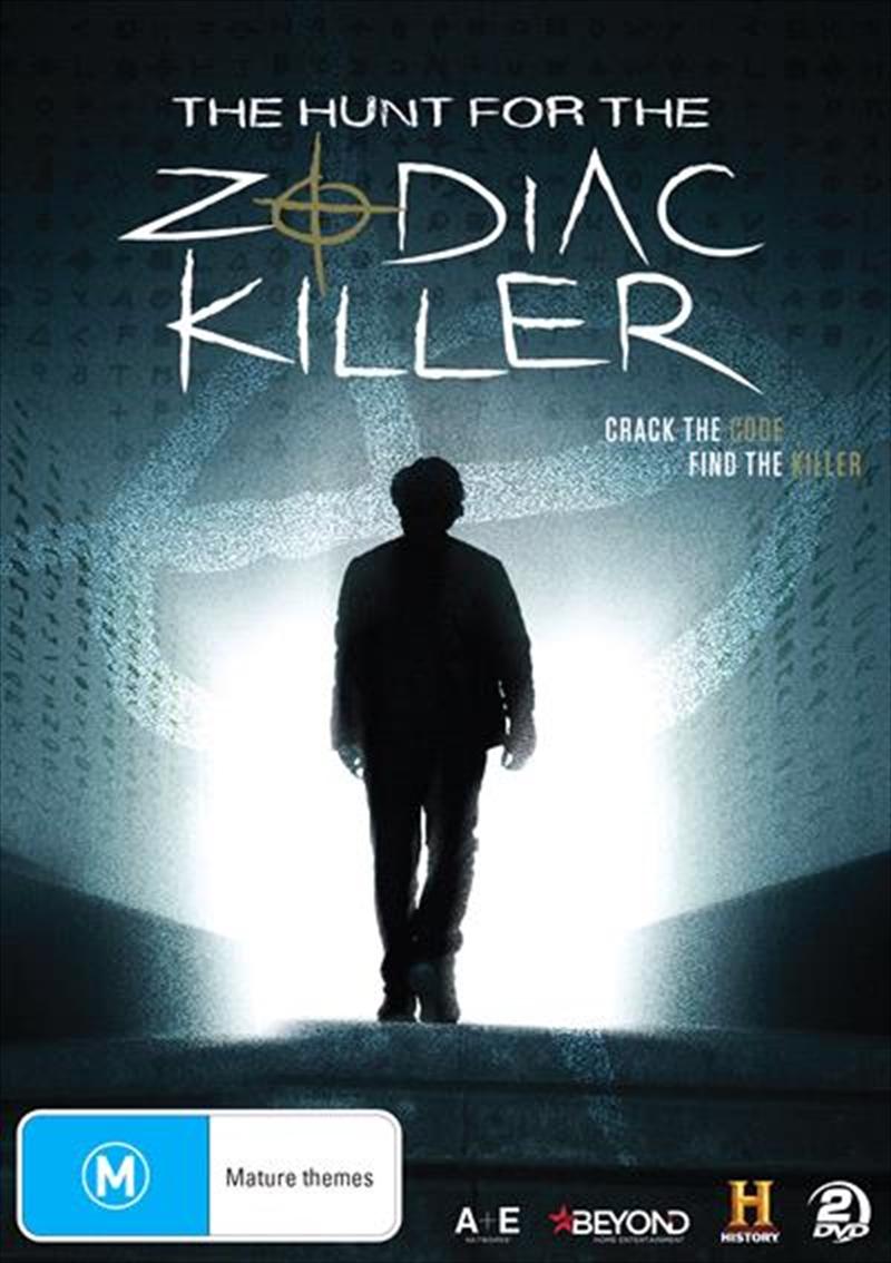 Hunt For The Zodiac Killer, The | DVD