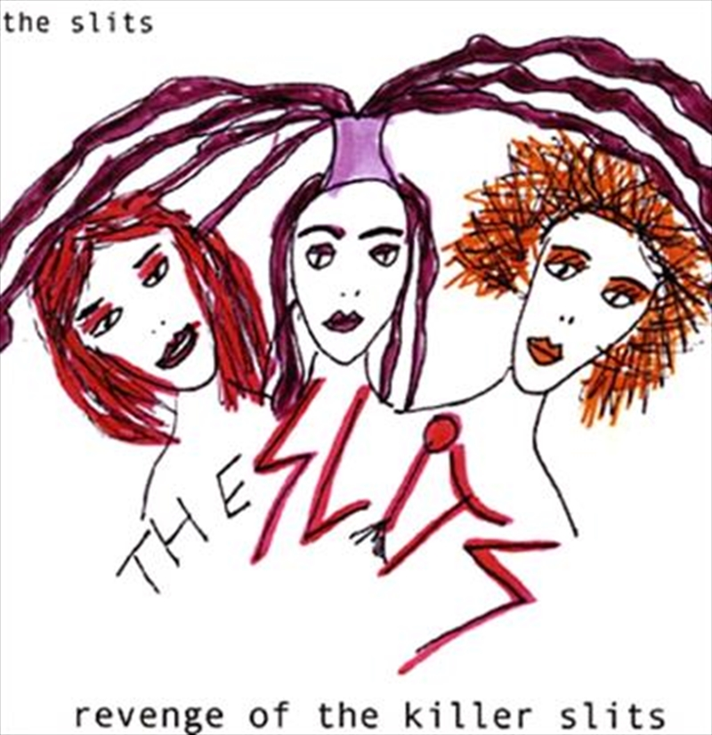 Revenge Of The Killer Slits | CD Singles