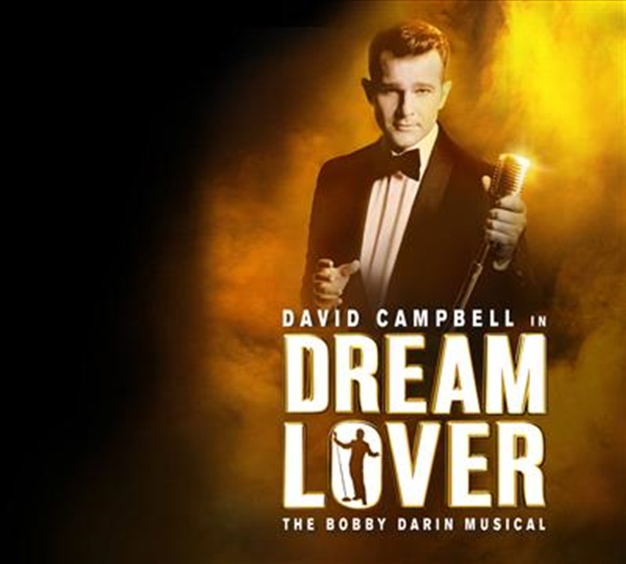 Dream Lover - The Bobby Darin Musical (Australian Cast Recording) | CD