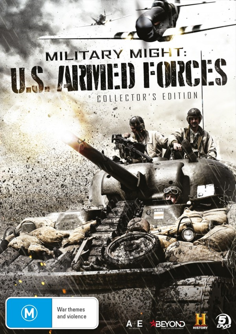 Military Might - US Armed Forces Collector's Edition | DVD