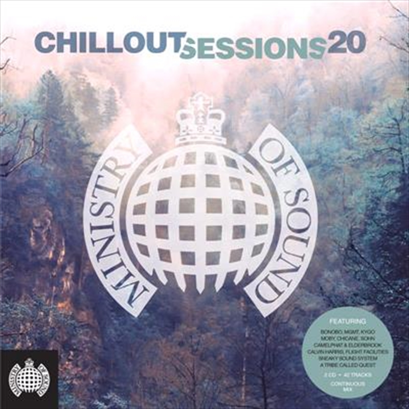 Chillout Sessions 20 | CD
