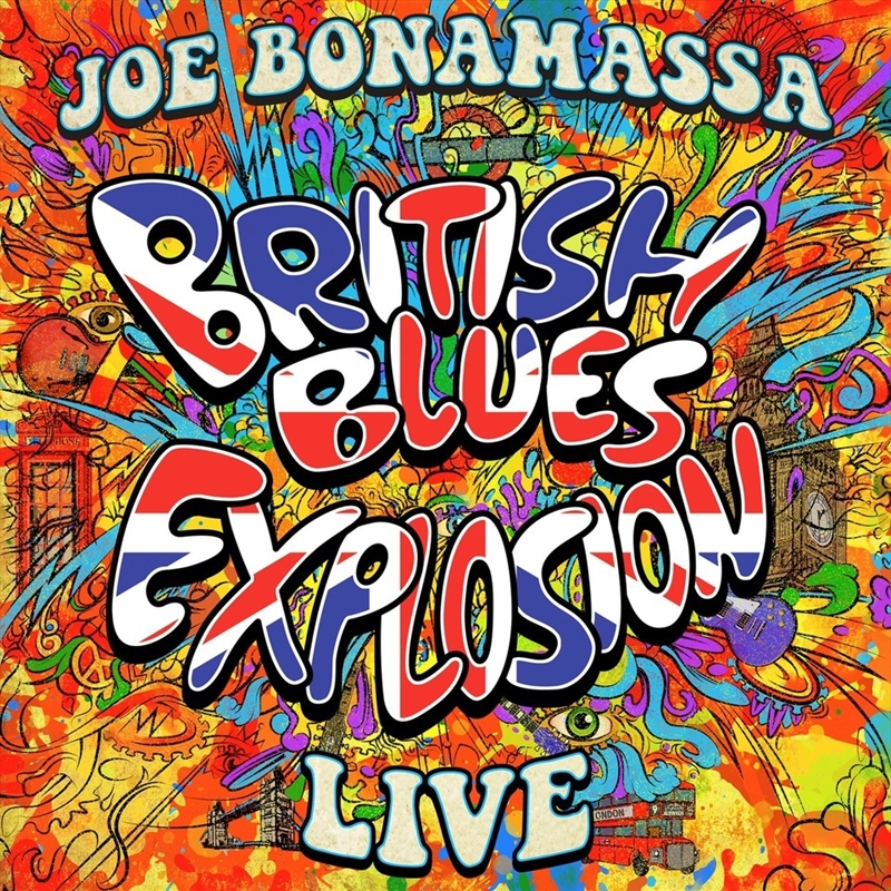 British Blues Explosion - Live | DVD