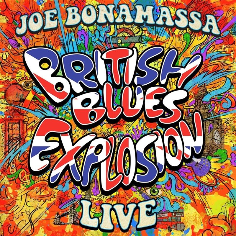 British Blues Explosion - Live   Vinyl