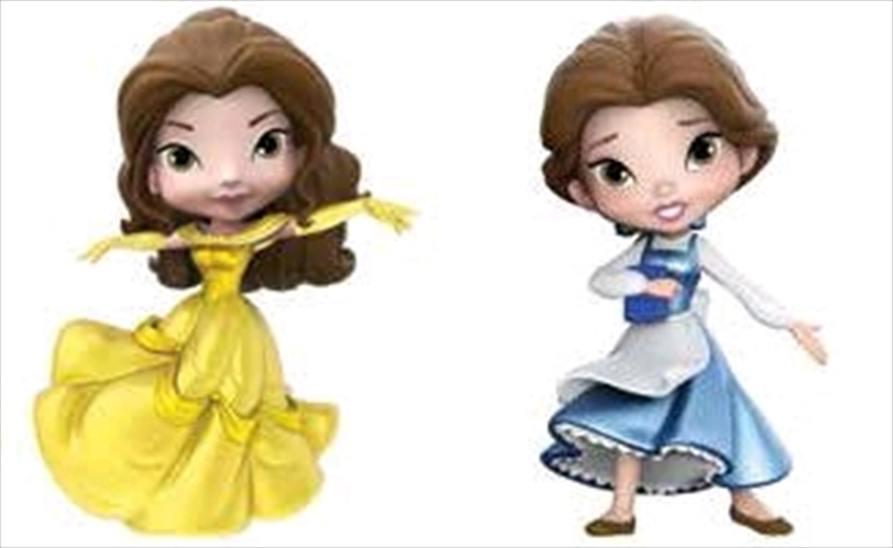 "Beauty and the Beast - Belle 4"" Metals Wave 03 Assortment 
