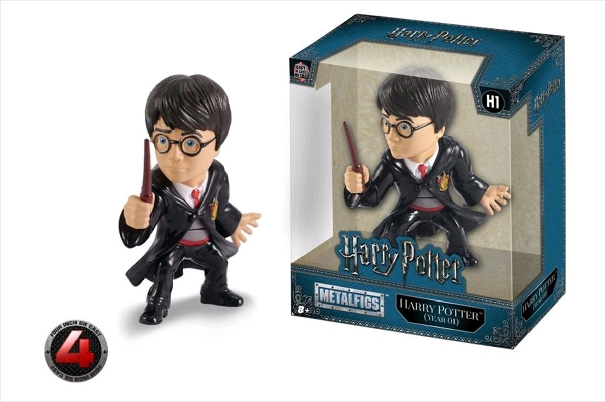 """Harry Potter - Harry Potter Year 1 - 4"""" Metals   Merchandise"""