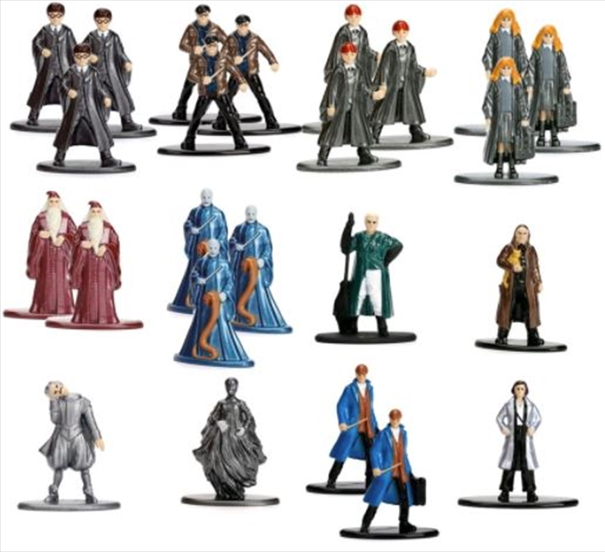 Harry Potter - Nano Metalfigs Single Pack Assortment | Merchandise