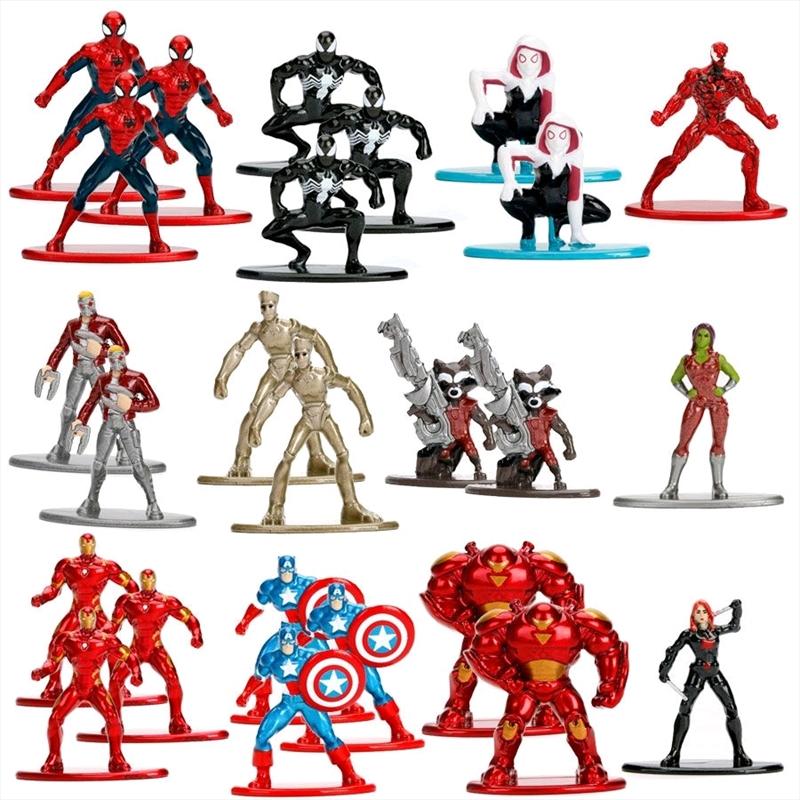 Marvel - Nano Metalfigs Single Pack Assortment | Merchandise